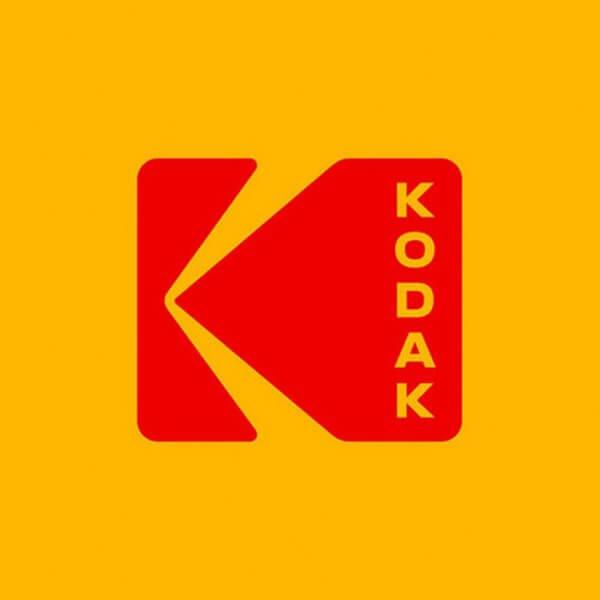 logotipo da kodak