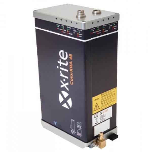 novo espectrodensitômetro xra45 xrite